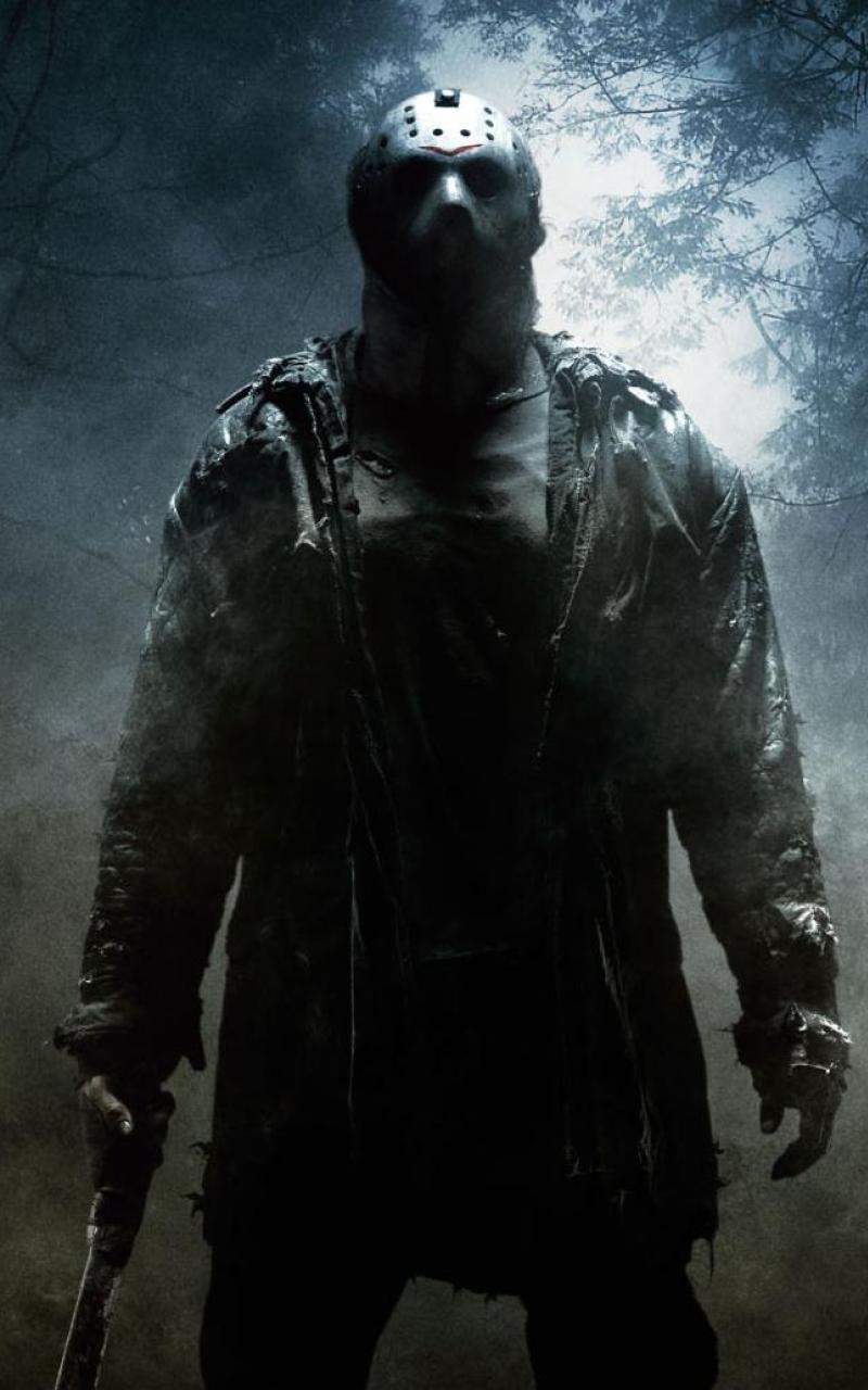 Jason Mask Wallpaper Download