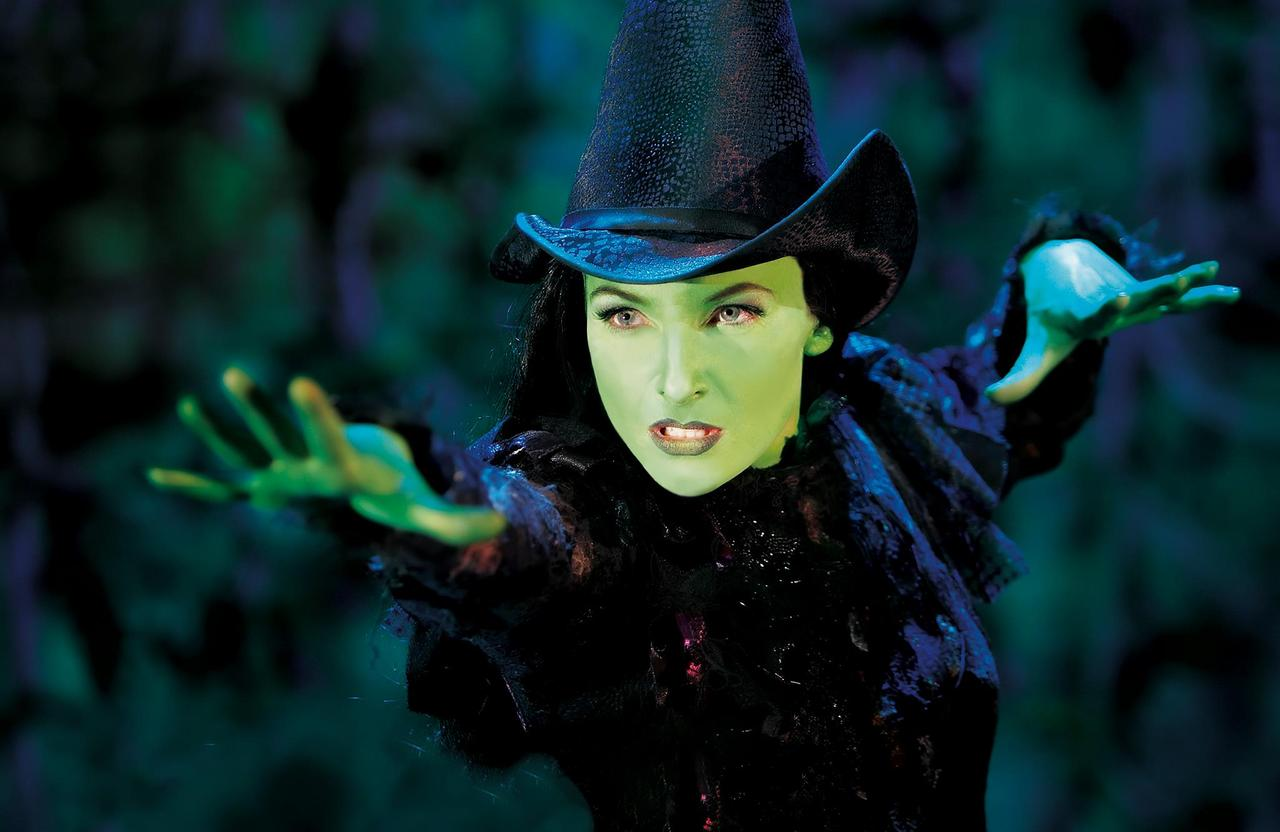 The ladies who have played the spell binding lead in Wicked 1280x832