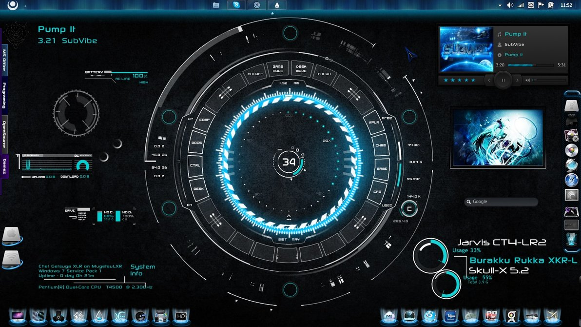 Animated 3d wallpaper jarvis interface - Jarvis Hud Wallpaper Displaying 19 Images For Jarvis Hud Wallpaper