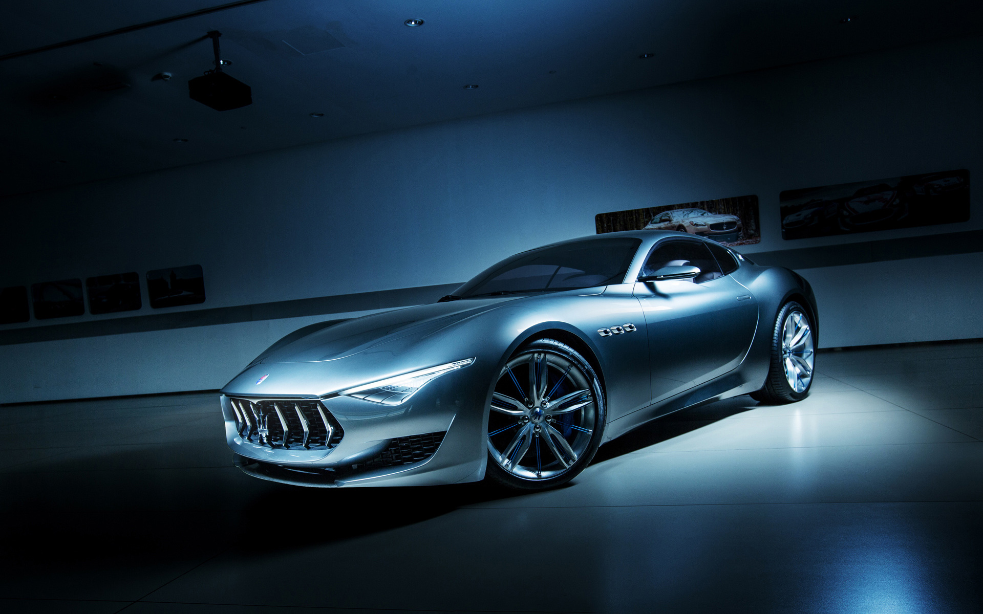 2016 Maserati Alfieri Wallpapers HD Wallpapers 1920x1200