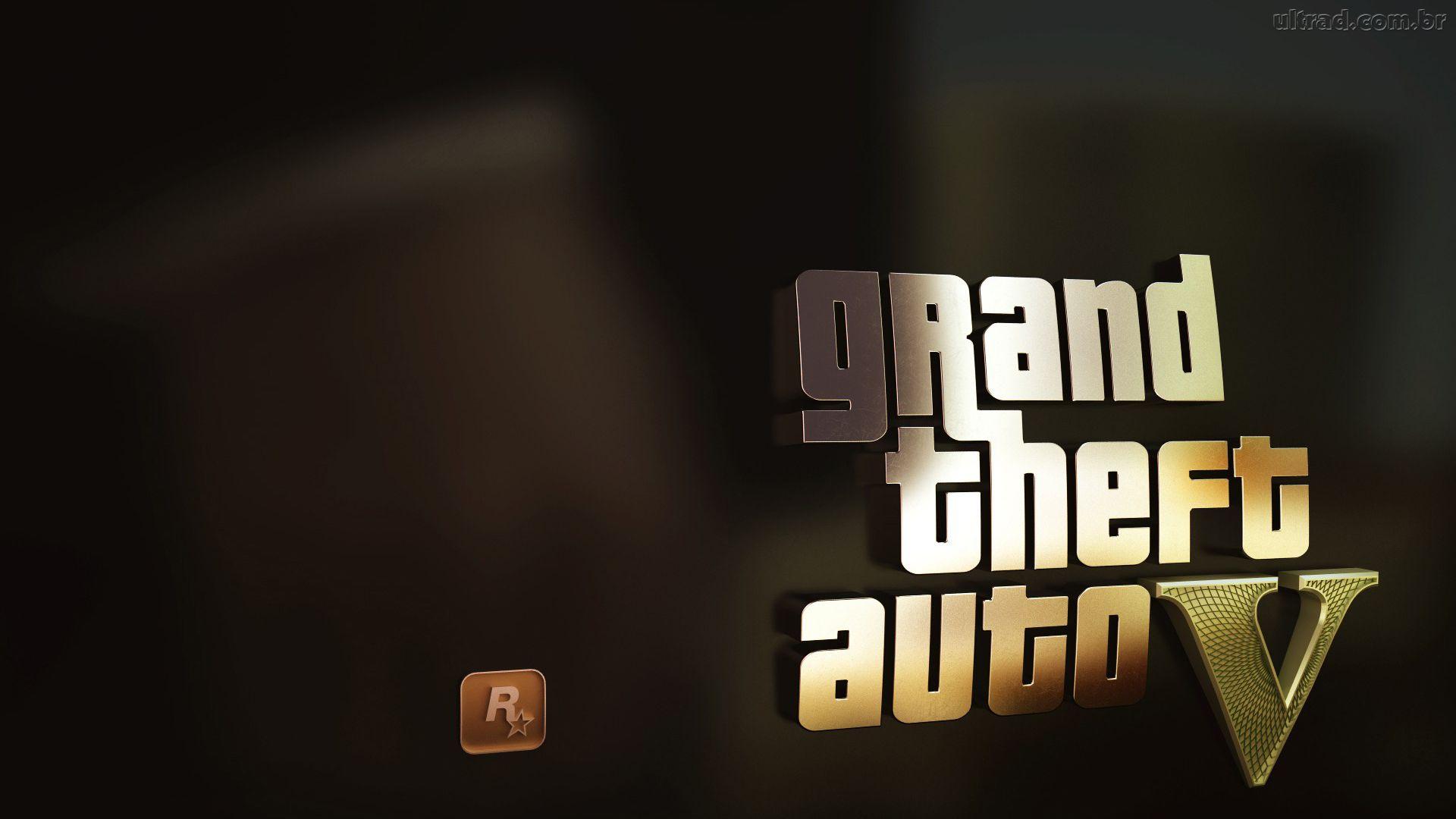 Papel de Parede Grand Theft Auto V 1920x1080
