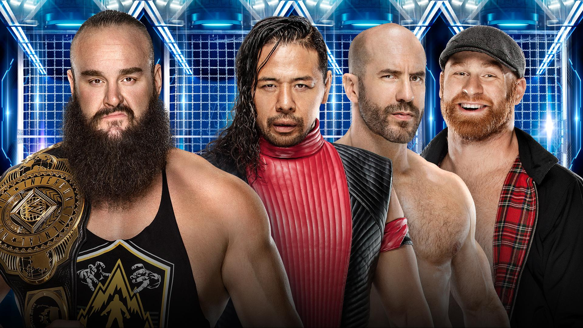 WWE Elimination Chamber 2020 Full Card Predictions More 1920x1080