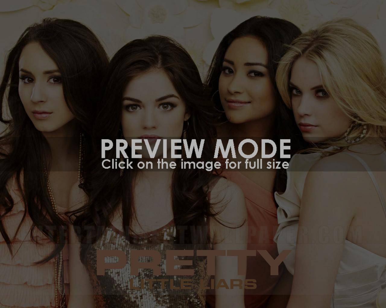 Pretty Little Liars Wallpapers   Pretty Little Liars Picture 1280x1024