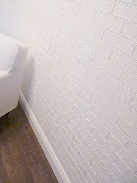 Ways to Get the Look of Exposed Brick at Home Apartment Therapy 540x720