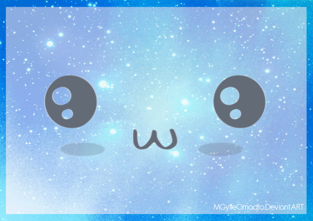47 Kawaii Blue Wallpaper On Wallpapersafari