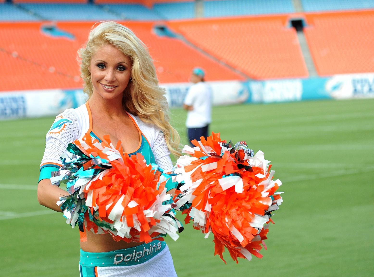Between speaking, miami dolphins cheerleader lilly robbins hot properties
