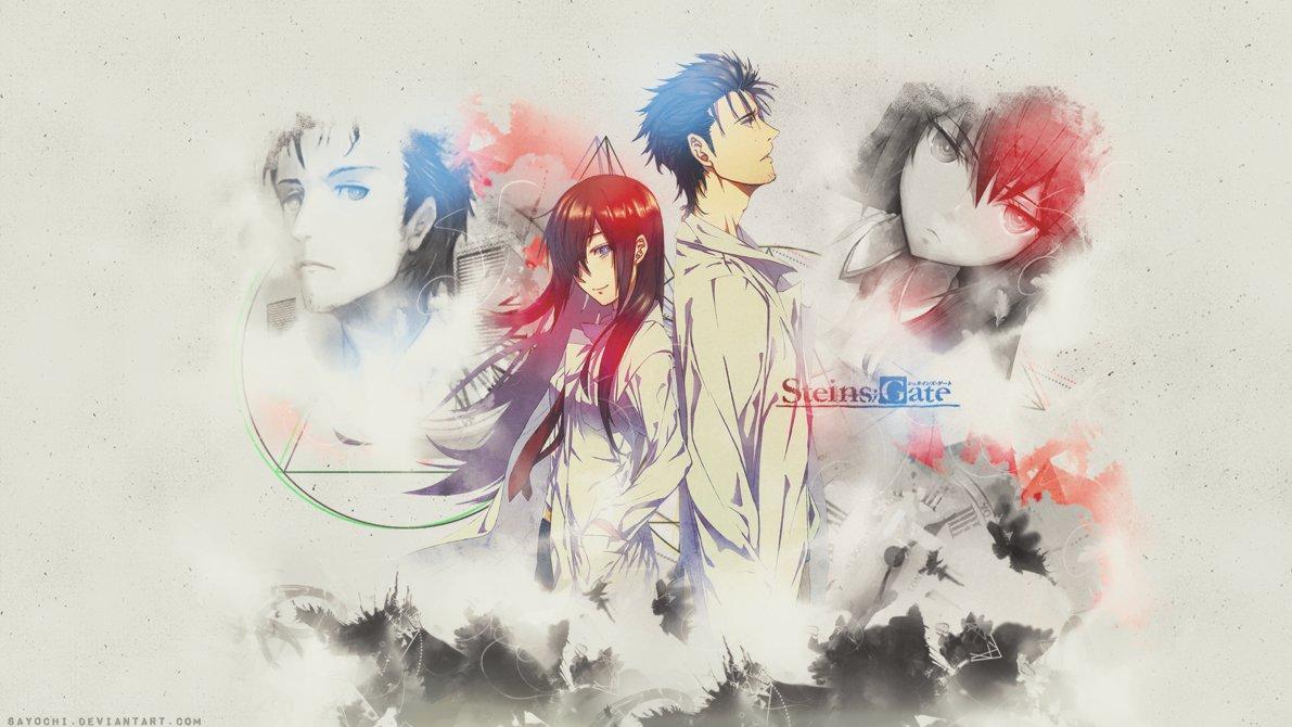 Anime Steins Gate Wallpaper [1920x1080] HD by Say0chi 1191x670