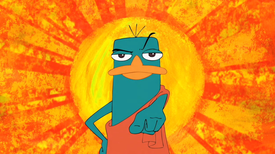 perry the platypus wallpaper wallpapersafari