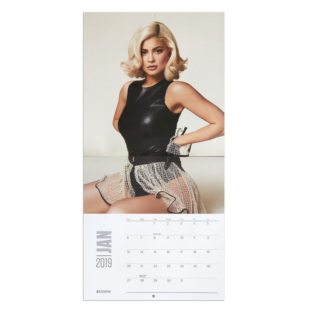 Official Kylie Jenner 2019 Calendar Kylie Jenner Shop 1024x1024