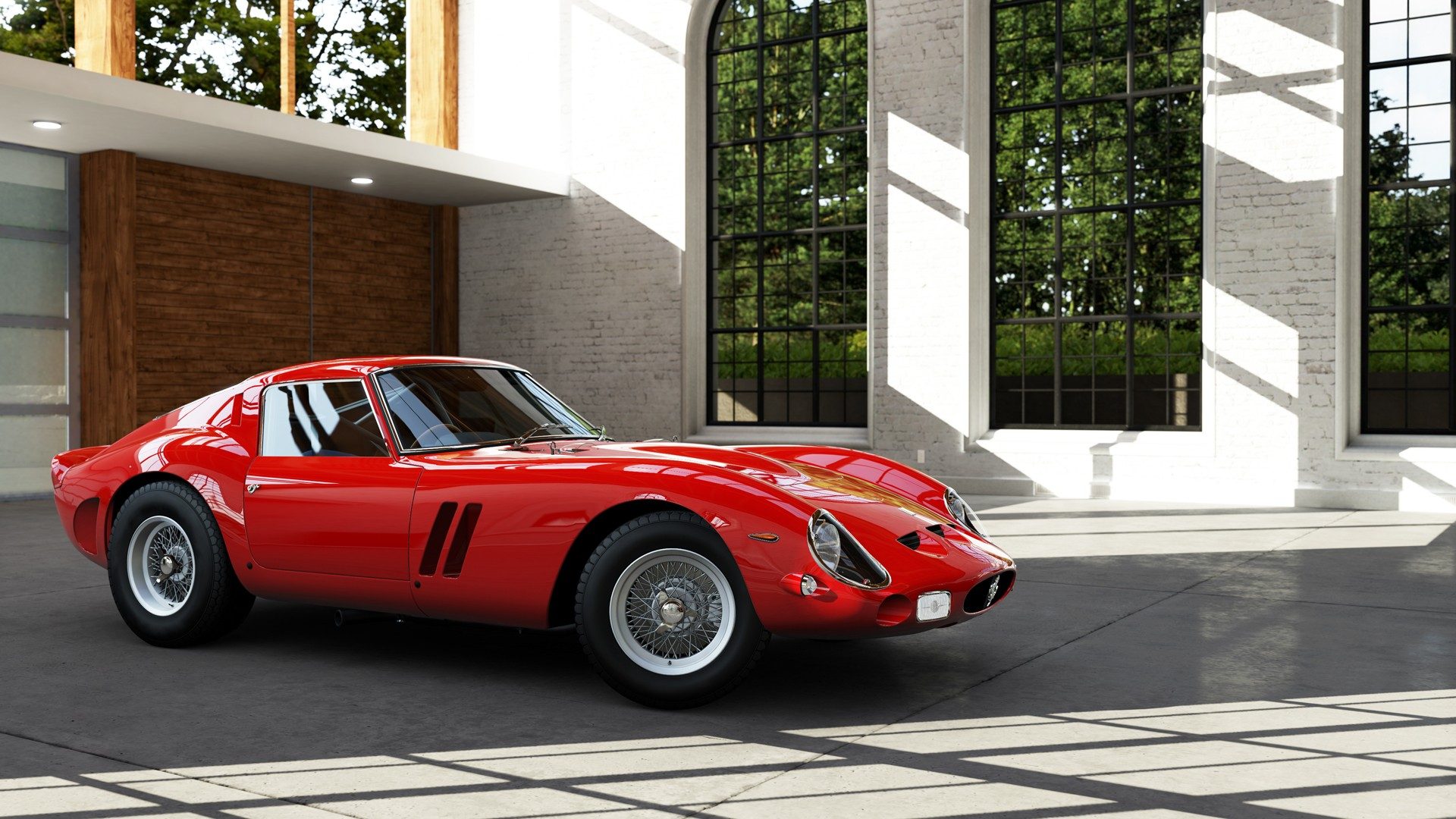 Ferrari 250 GTO Wallpaper 08   [1920x1080] 1920x1080