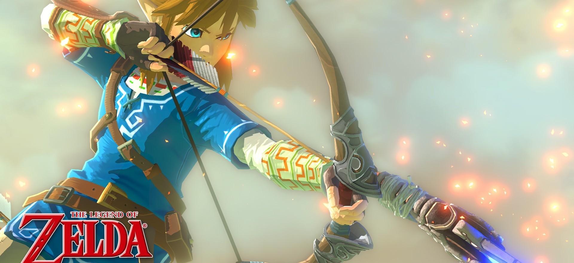 The Legend of Zelda Wii U Desktop Wallpapers are Amazing 1920x882