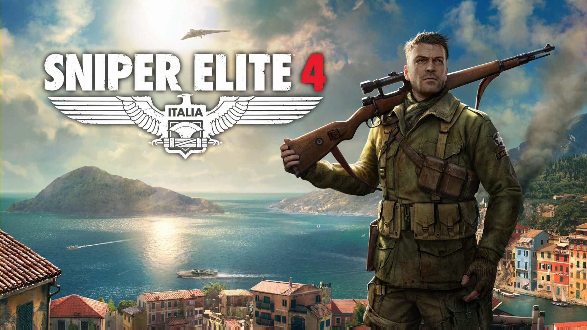sniper elite 4 wallpaper   Geeks Under Grace 1920x1080