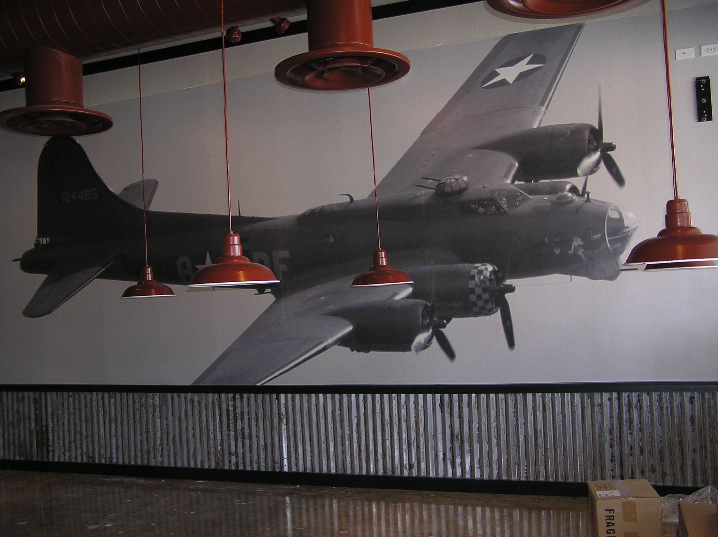 WingStop in Seguin TXfun mural to install Wall wallpaper 2288x1712