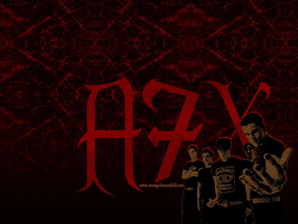 Avenged Sevenfold A7X 1024x768