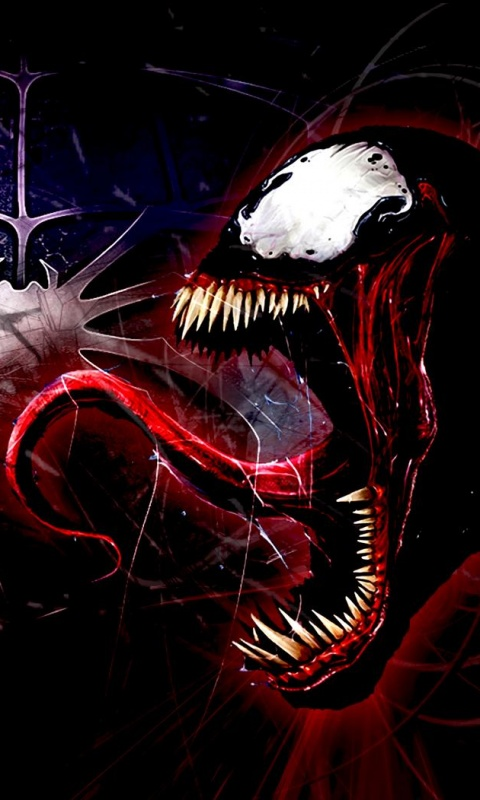 Carnage Wallpapers 480x800