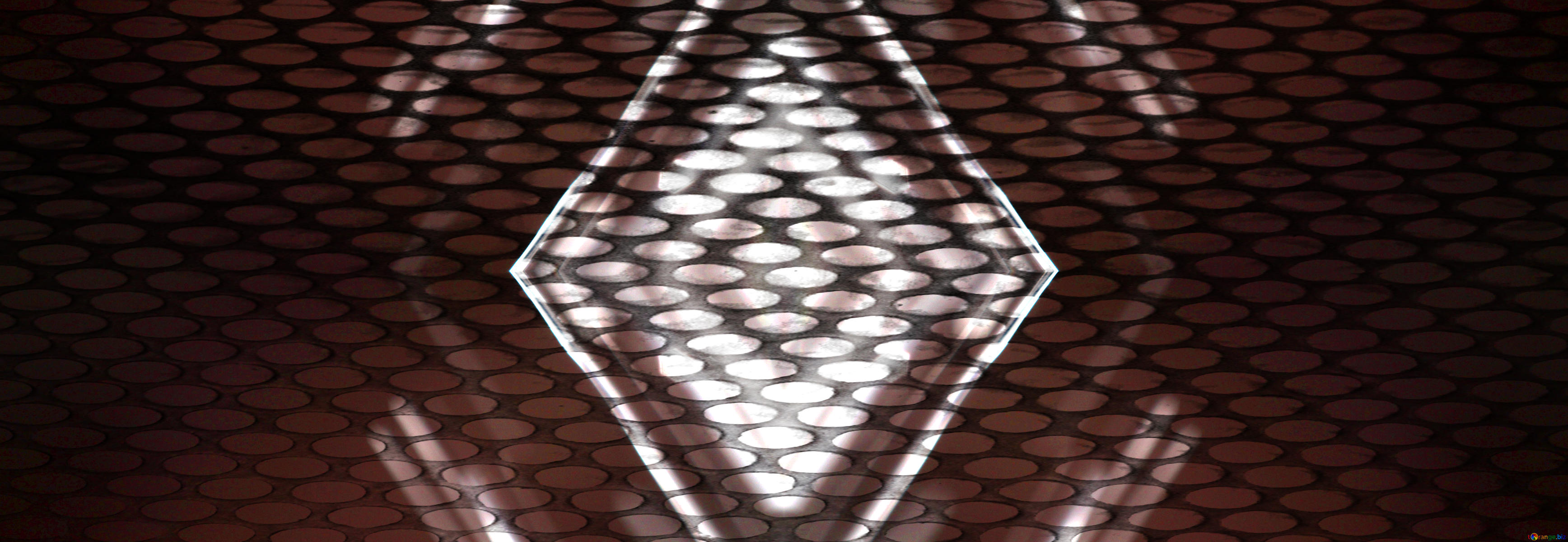 Download picture Dark pattern background Frame Template Steel 3472x1200