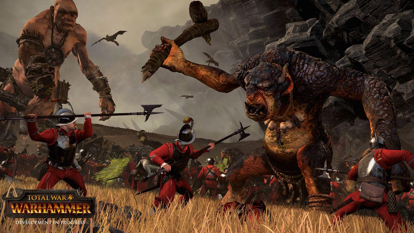 Total War Warhammer Wallpaper in 1366x768 1366x768