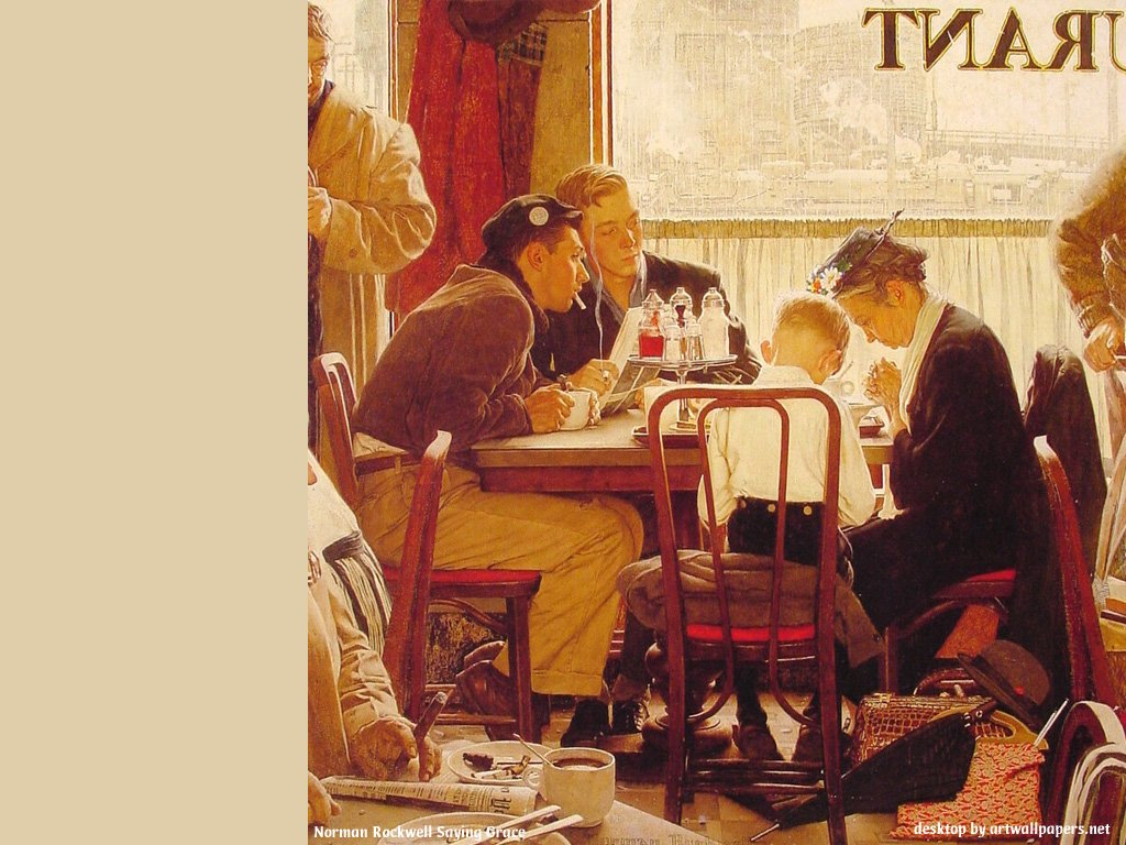 Images of Norman Rockwell Wallpaper 1920x1080 - #CALTO