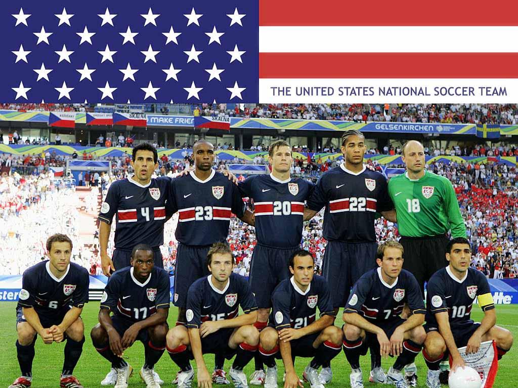 Usa Soccer Wallpapers: [49+] America Soccer Team Wallpaper On WallpaperSafari