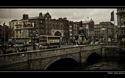 Dublin Ireland Wallpaper 1280 x 800 Flickr   Photo Sharing 500x313