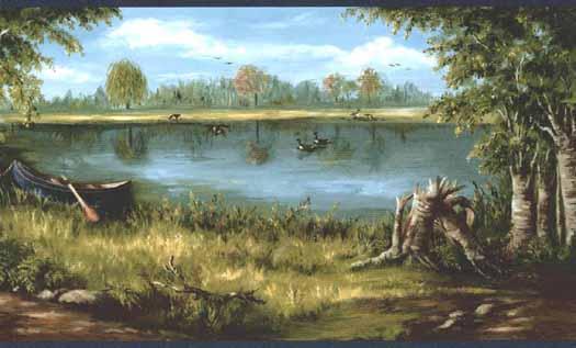 Wallpaper By Topics Lodge   Wallpaper Border Wallpaper inccom 525x317