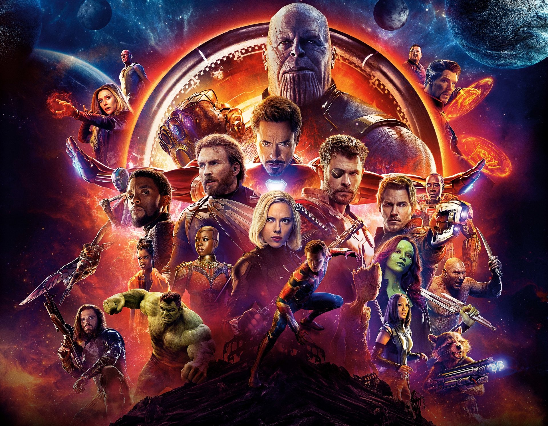 Avengers Infinity War Wallpaper 8k Ultra HD Wallpaper 1920x1494