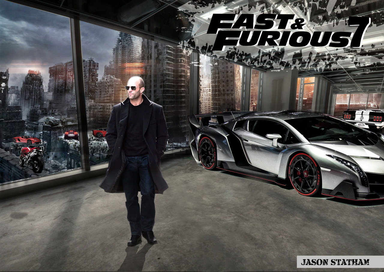 Fast and Furious 7 Wallpapers New Movies Collections 1280x905