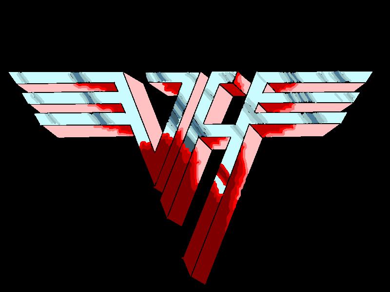 800x600px Free Van Halen Logo Wallpapers Wallpapersafari