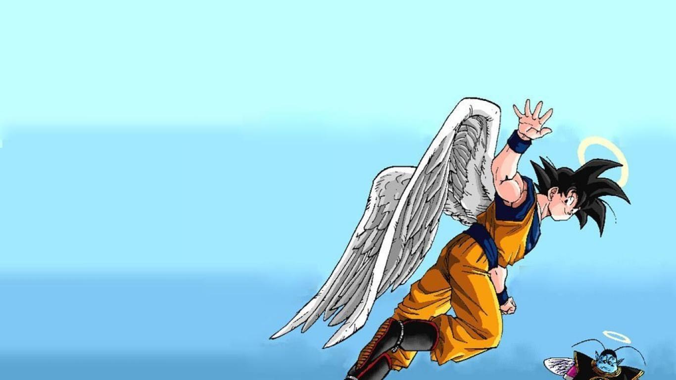 httphd4desktopcom26367 dragon ball son goku wings hd wallpaper 1366x768