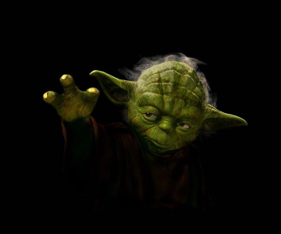 76 Yoda Background On Wallpapersafari