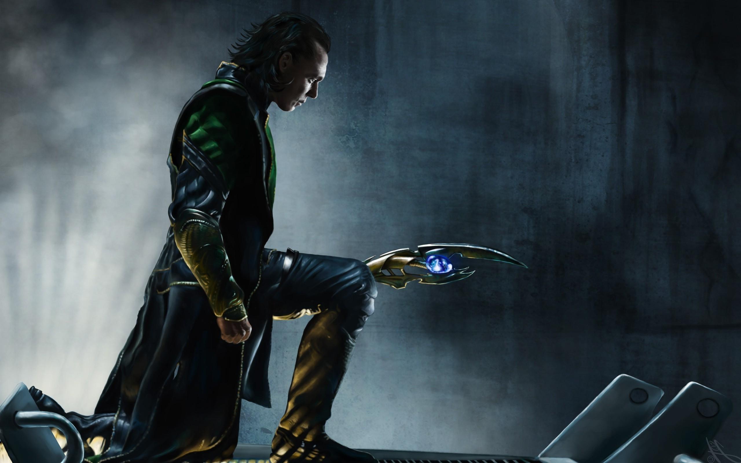Loki wallpaper 15667 2560x1600