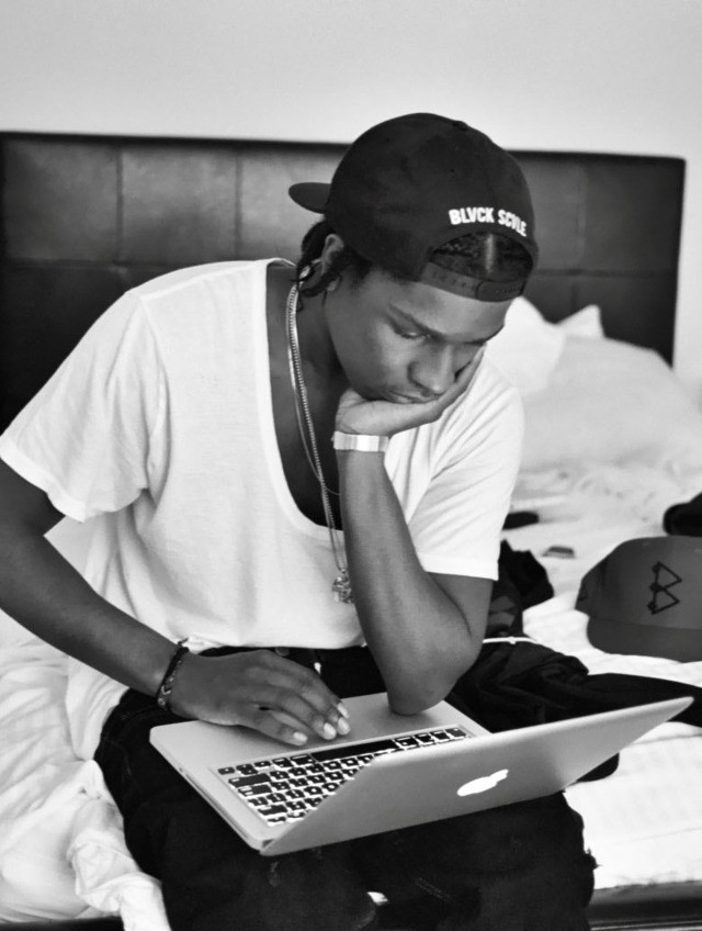 newest 38985 39c77 Free download ASAP Rocky Laptop Rap Wallpapers [640x848] for your ...