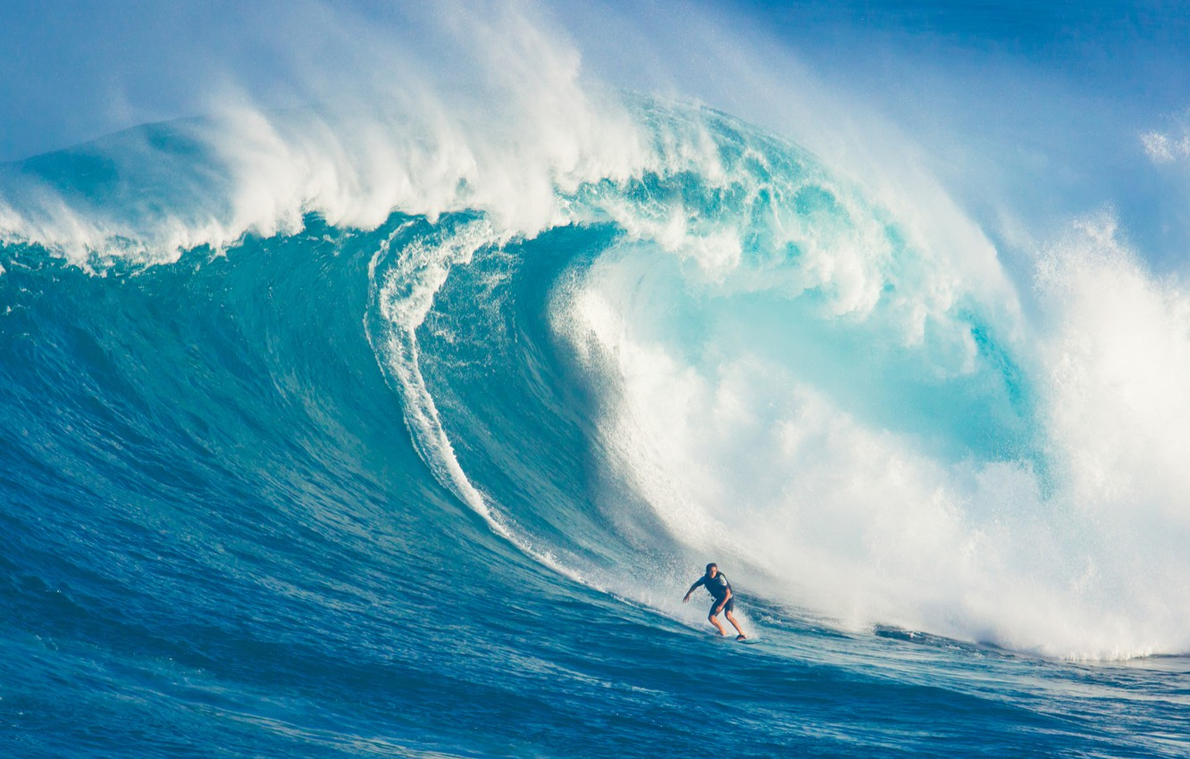 Wallpaper man surf wave images for desktop section   download 1332x850
