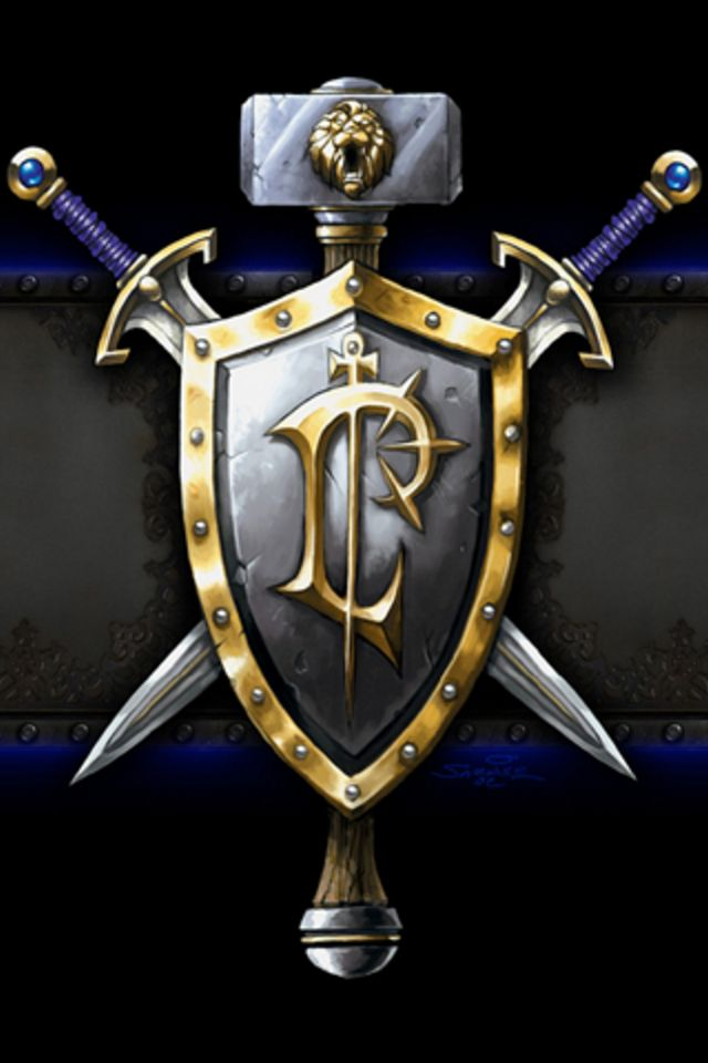World of Warcraft iPhone Wallpaper HD 640x960