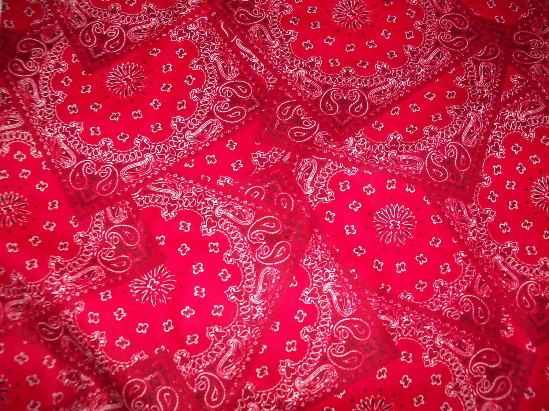 Red Bandana Wallpaper HD Wallpapers