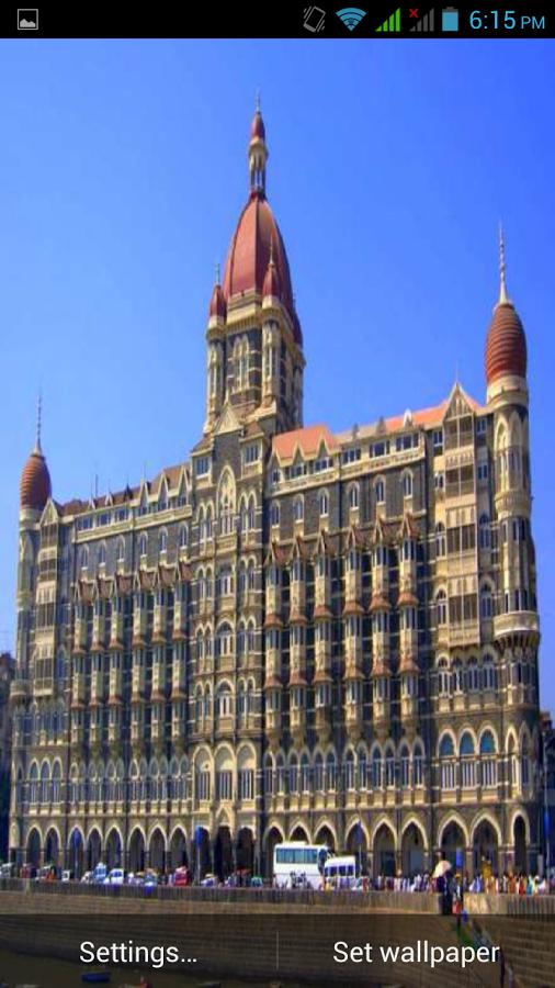 Mumbai City Live Wallpaper   screenshot 506x900