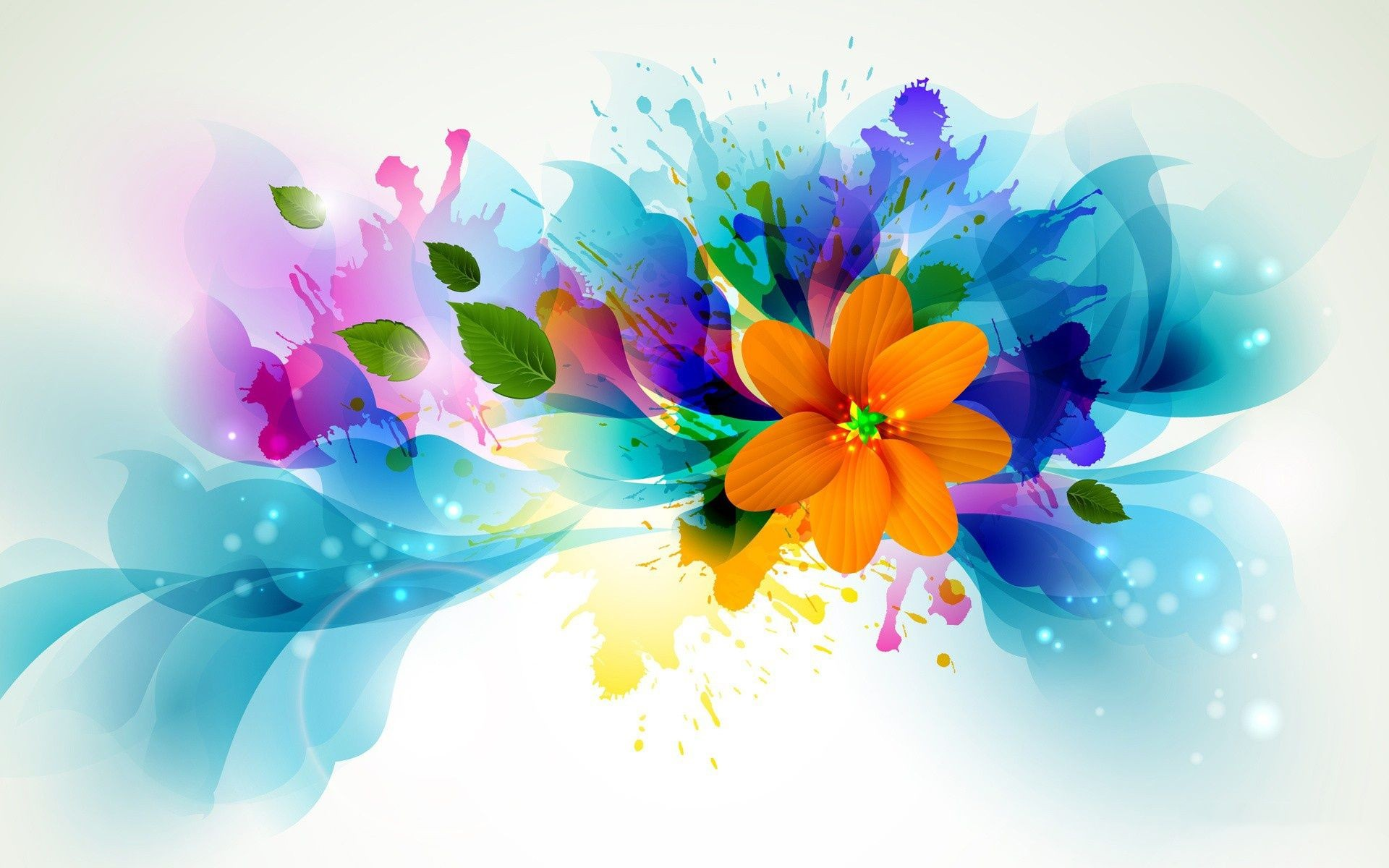 Abstract Flower Art 7051 Hd Wallpapers in Flowers   Imagescicom 1920x1200