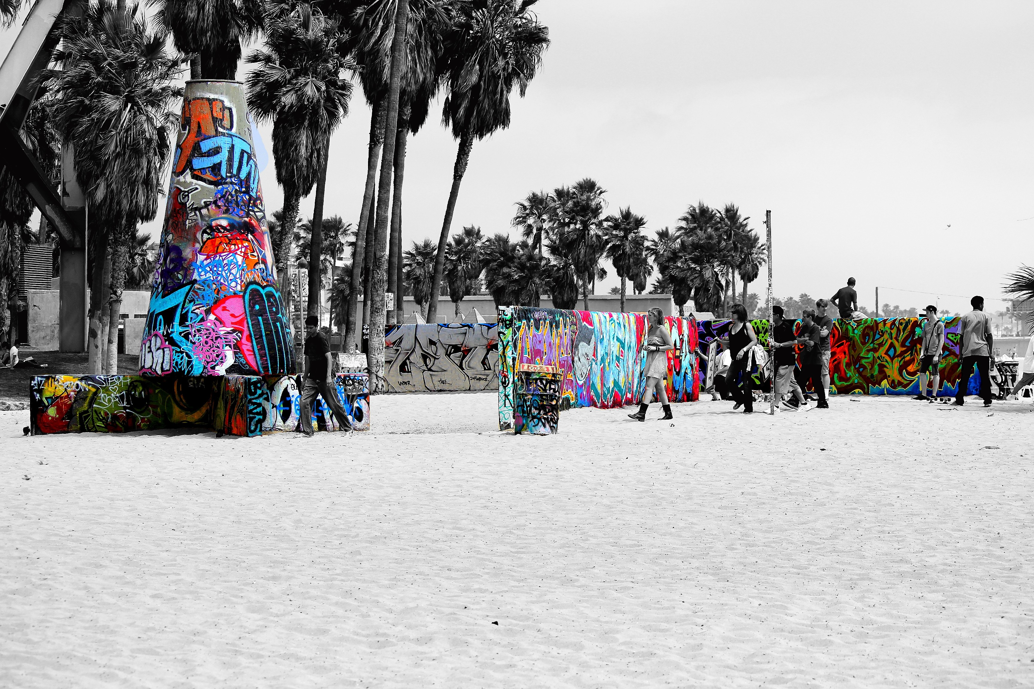 Venice Beach Computer Wallpapers Desktop Backgrounds 3456x2304 ID 3456x2304