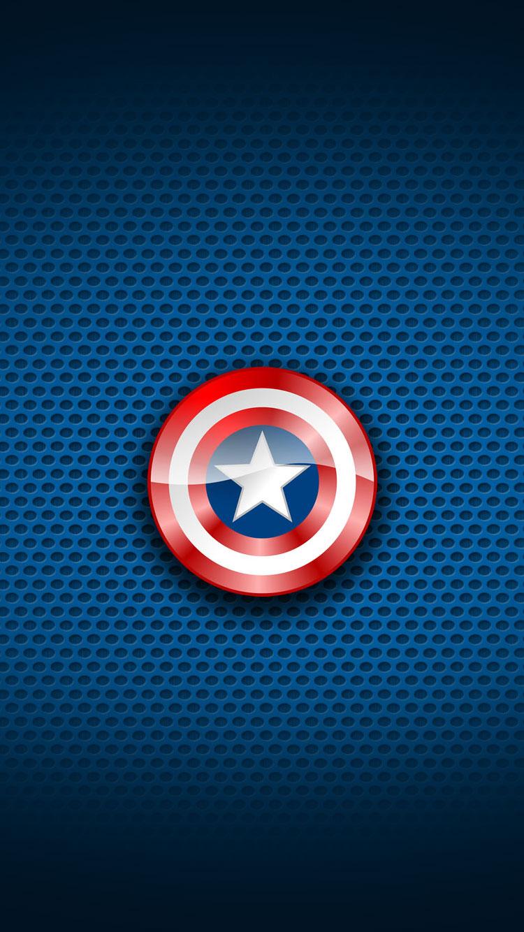 captain america iphone 6 wallpaper 750x1334