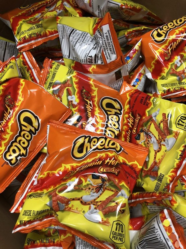 Foapcom flamin hot cheetos images pictures and stock photos 640x853