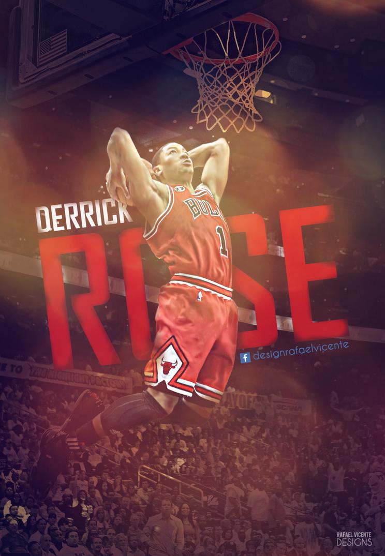21+] Derrick Rose Dunk Wallpaper on WallpaperSafari