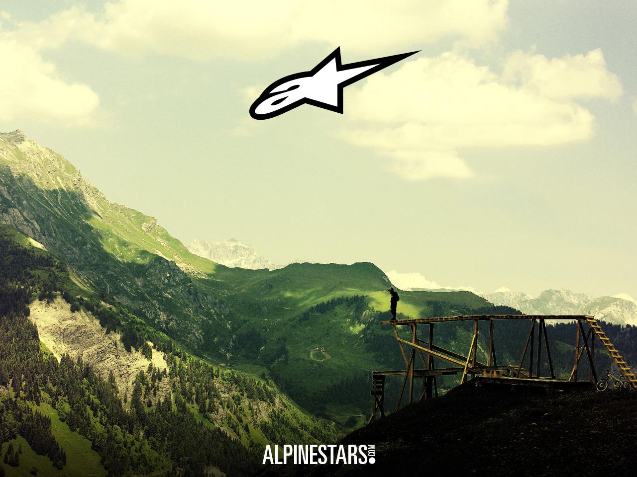 Alpinestar Logo Wallpaper Alpinestars cycling 1280x960