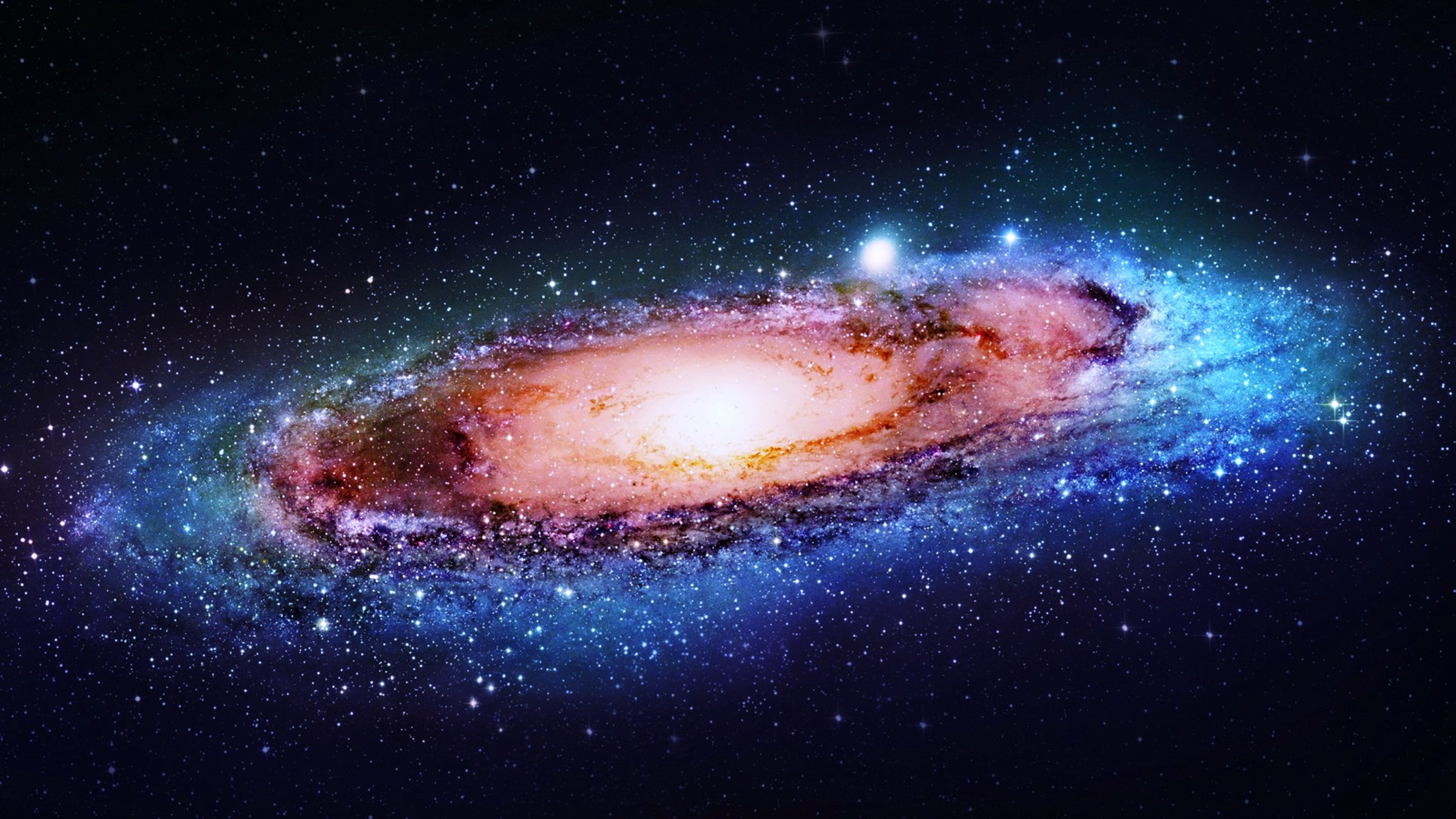 colors   Dark   galaxy   space   stars   universe wallpaper background 3840x2160
