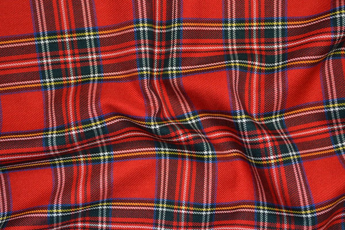 Image Gallery Scottish Plaid