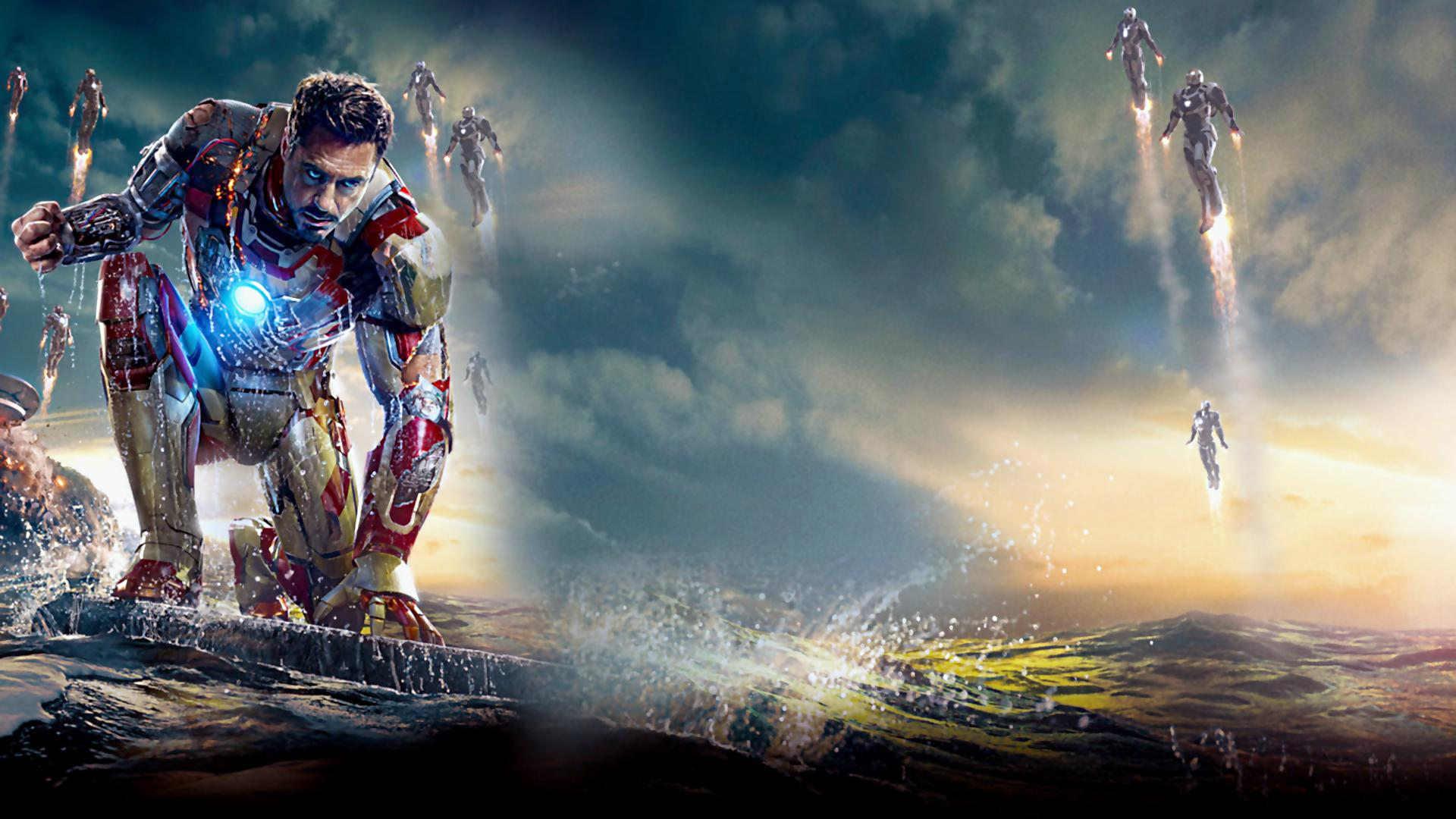 Iron Man Wallpapers HD download 1920x1080