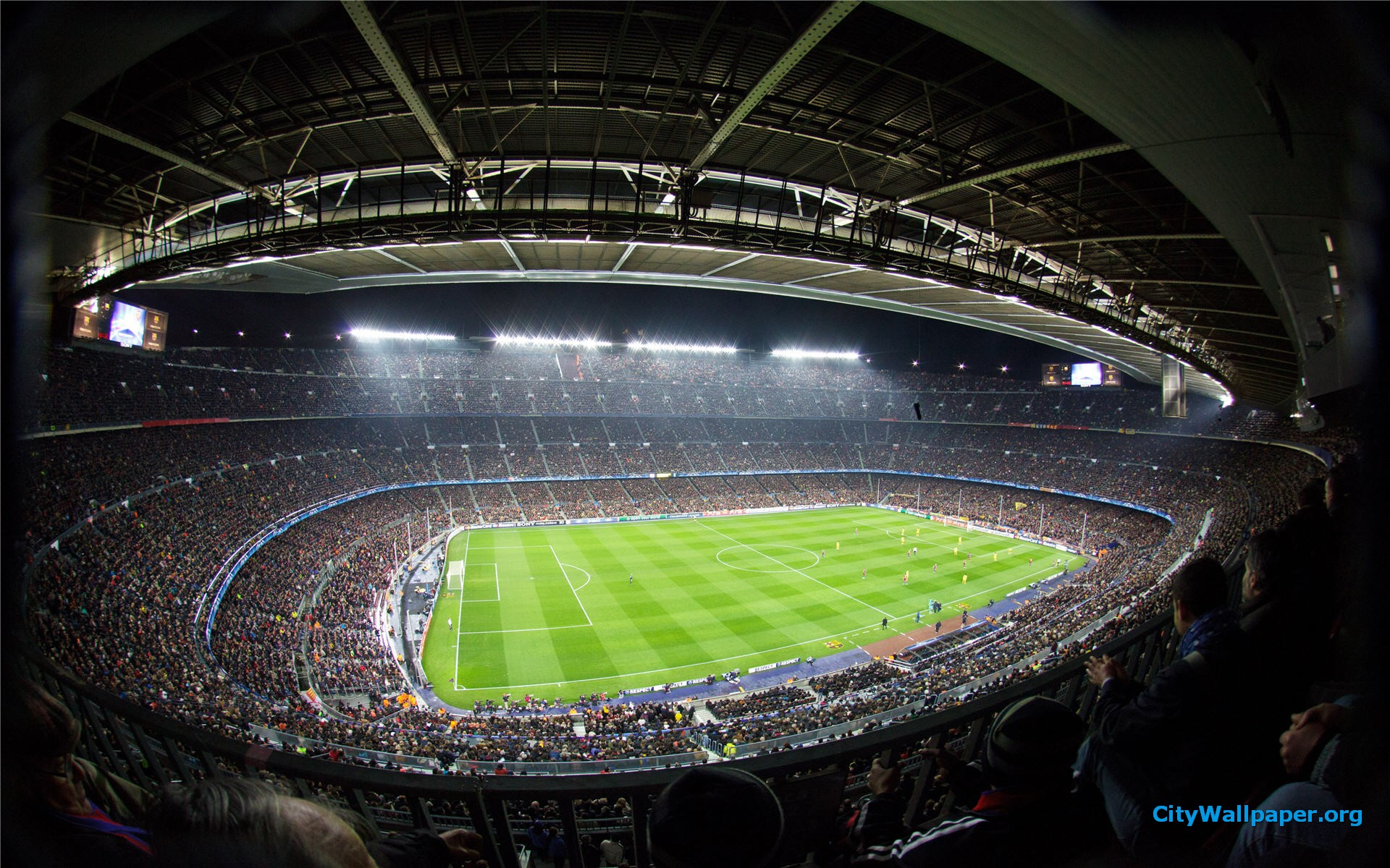 Camp Nou wallpaper 251972 1920x1200