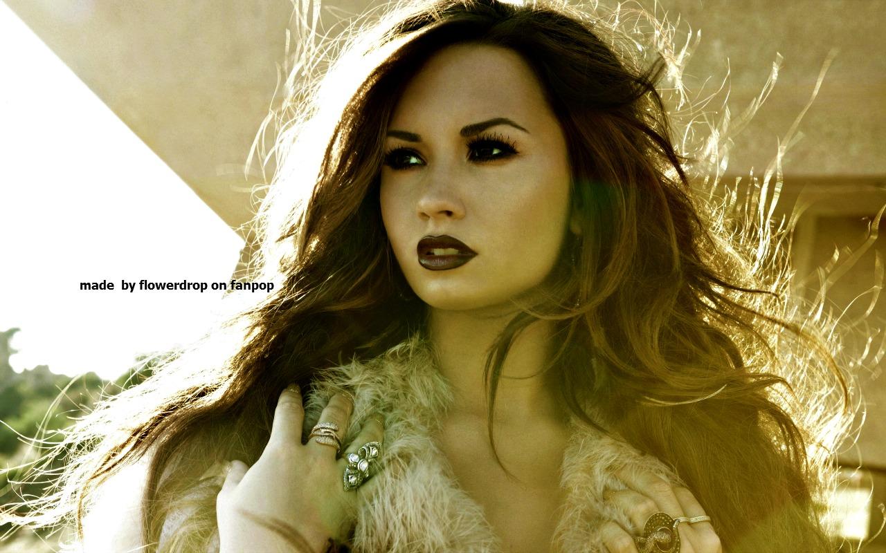 Demi Lovato Wallpaper For Background For Desktop 1280x800