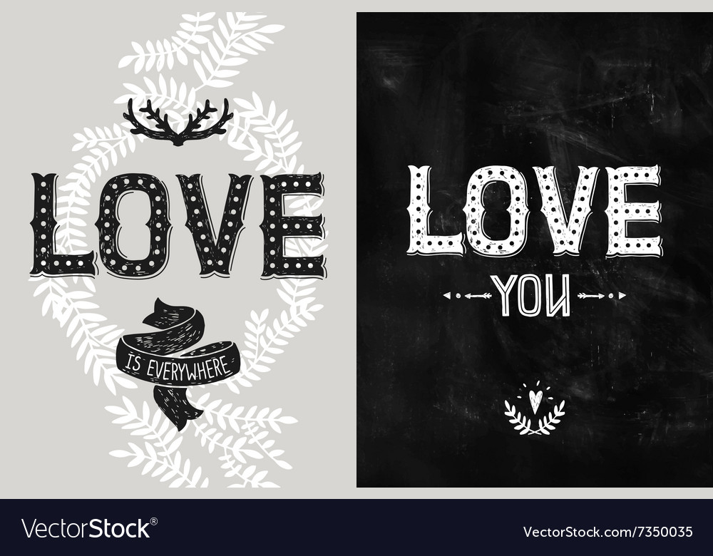 Happy Valentines day backgrounds Royalty Vector Image 1000x780