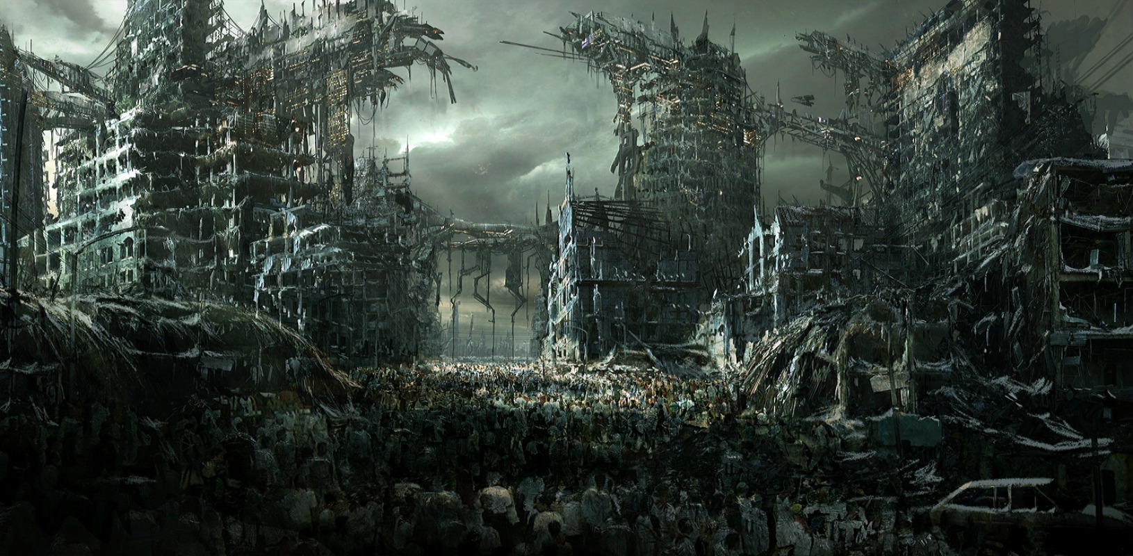 Zombie Wallpaper and Background Image 1630x800 ID195143 1630x800