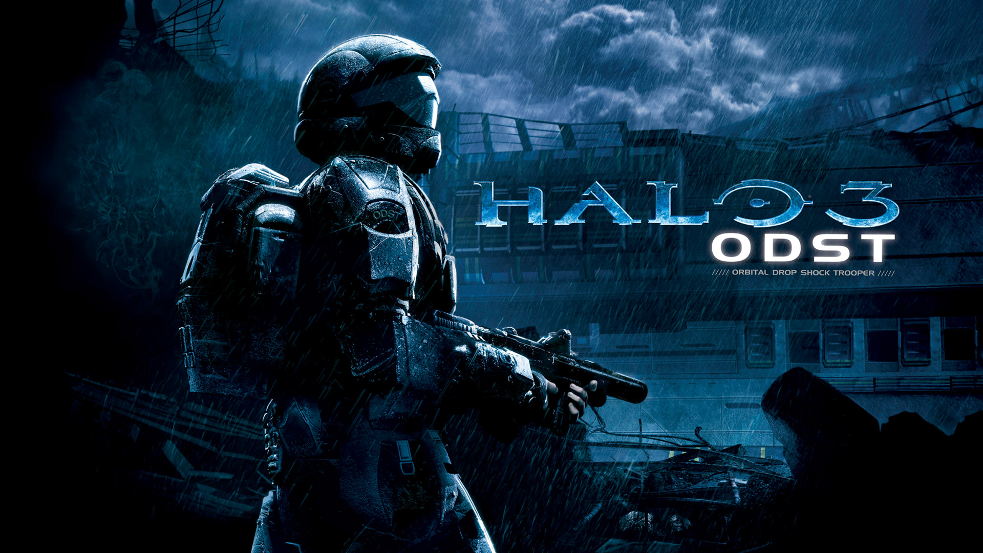Halo 3 ODST Wallpaper in 1920x1080 1920x1080